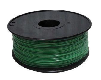 Tlačová struna ABS pre 3D tlačiarne, 1,75mm, 1kg, meniace farbu podľa teploty z modrozelenej na žltú