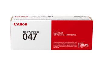 Originálny toner CANON CRG-047 (Čierny)