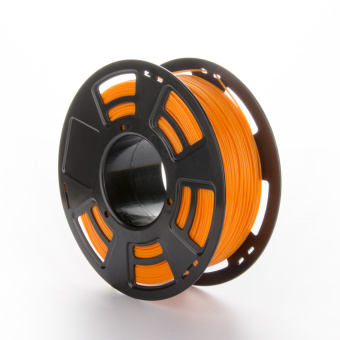 Tlačová struna PLA+ pre 3D tlačiarne, 1,75mm, 1kg, oranžová