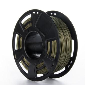 Tlačová struna PLA pre 3D tlačiarne, 1,75mm, 0,5kg, s prímesou bronzu