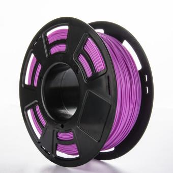 Tlačová struna PLA pre 3D tlačiarne, 1,75mm, 1kg, meniace farbu podľa teploty z fialovej na ružovú