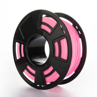 Tlačová struna PLA+ pre 3D tlačiarne, 1,75mm, 1kg, ružová