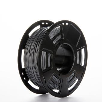 Tlačová struna PLA+ pre 3D tlačiarne, 1,75mm, 1kg, strieborná