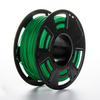 Tlačová struna PLA+ pre 3D tlačiarne, 1,75mm, 1kg, zelená