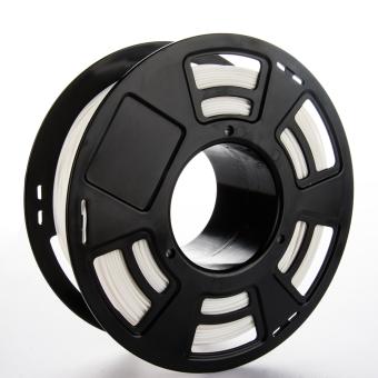 Tlačová struna PLA+ pre 3D tlačiarne, 1,75mm, 1kg, biela