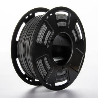 Tlačová struna PLA+ pre 3D tlačiarne, 1,75mm, 1kg, sivá