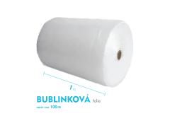 Bublinková fólia - 100cm x 100m - šírka x návin