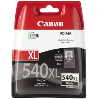 Originálne cartridge Canon PG-540XL (Čierna)