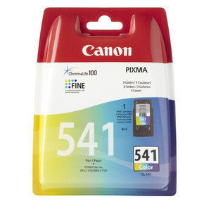 Originálne cartridge Canon CL-541 (Farebná)