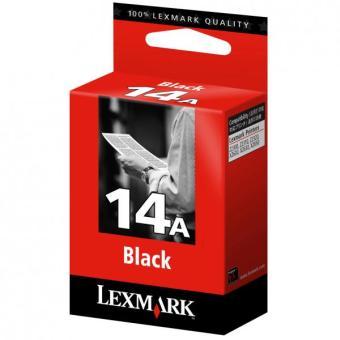 Originálne cartridge Lexmark 14 (18C2080) (Čierna)