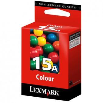 Originálne cartridge Lexmark 15 (18C2100) (Farebná)