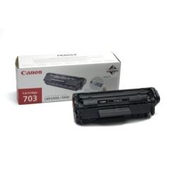 Toner do tiskárny Originálny toner CANON CRG-703 (Čierny)
