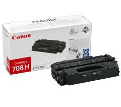 Toner do tiskárny Originálny toner CANON CRG-708H (Čierny)