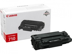 Toner do tiskárny Originálny toner CANON CRG-710 (Čierny)