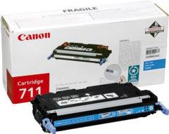 Toner do tiskárny Originálny toner CANON CRG-711 C (Azúrový)