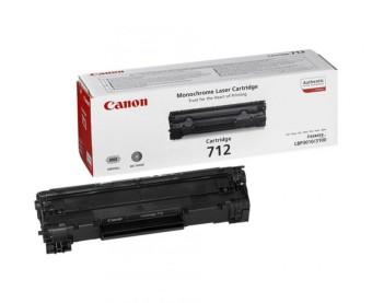 Originálny toner CANON CRG-712 (Čierny)