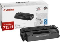 Toner do tiskárny Originálny toner CANON CRG-715H (Čierny)