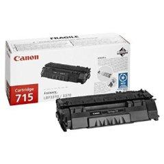 Toner do tiskárny Originálny toner CANON CRG-715 (Čierny)