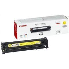 Toner do tiskárny Originálny toner CANON CRG-716 Y (Žltý)