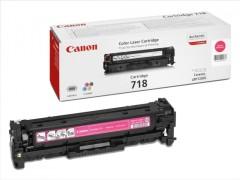 Toner do tiskárny Originálny toner CANON CRG-718 M (Purpurový)