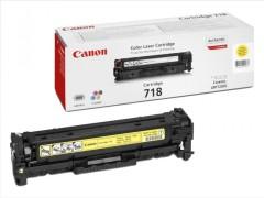 Toner do tiskárny Originálny toner CANON CRG-718 Y (Žltý)