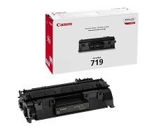 Toner do tiskárny Originálny toner CANON CRG-719 (Čierny)