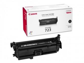 Originálny toner CANON CRG-723 BK (Čierny)
