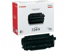 Toner do tiskárny Originálny toner CANON CRG-724H BK (Čierný)