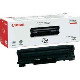 Originálny toner CANON CRG-726 (Čierny)