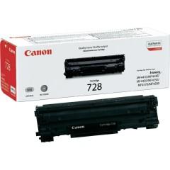 Toner do tiskárny Originálny toner CANON CRG-728 (Čierny)