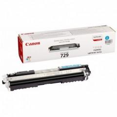 Toner do tiskárny Originálny toner CANON CRG-729 C (Azúrový)