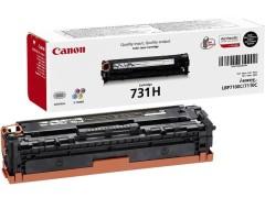Toner do tiskárny Originálny toner Canon CRG-731H BK (Čierný)