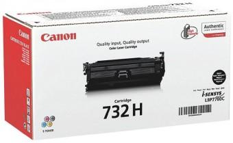 Originálny toner Canon CRG-732H BK (Čierný)