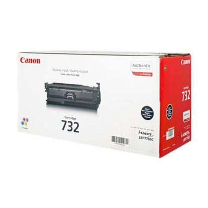 Originálny toner Canon CRG-732 BK (Čierný)