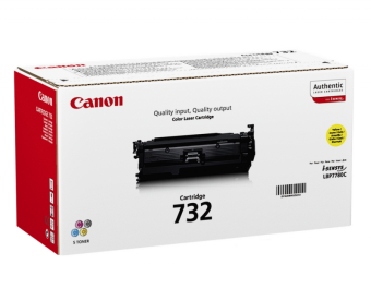 Originálny toner Canon CRG-732 Y (Žltý)