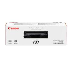 Toner do tiskárny Originálny toner CANON CRG-737 (Čierny)