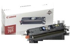 Toner do tiskárny Originálny toner CANON EP-701 BK (Čierny)