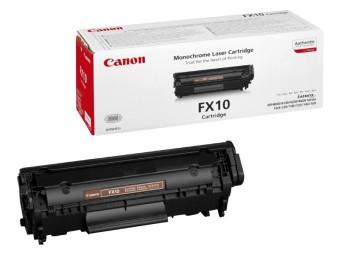 Originálny toner CANON FX10 (Čierny)