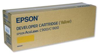 Originálny toner EPSON C13S050097 (Žltý)