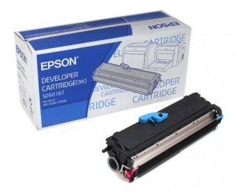 Originálny toner EPSON C13S050167 (Čierny)