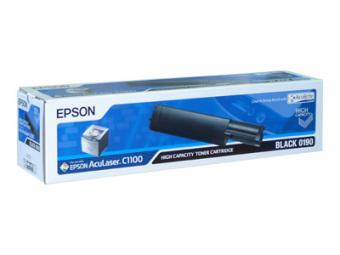 Originálny toner EPSON C13S050190 (Čierny)