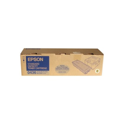 Originálny toner EPSON C13S050436 (Čierny)