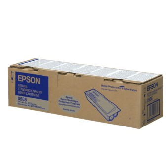 Originálny toner EPSON C13S050585 (Čierny)