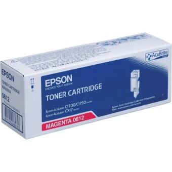 Originálny toner EPSON C13S050612 (Purpurový)
