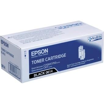 Originálny toner EPSON C13S050614 (Čierny)