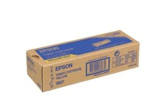 Originálny toner EPSON C13S050627 (Žltý)