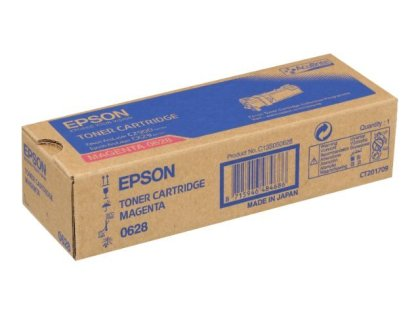 Originálny toner EPSON C13S050628 (Purpurový)