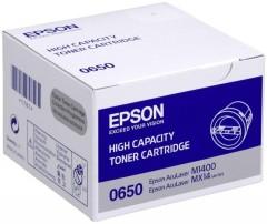 Toner do tiskárny Originálny toner EPSON C13S050650 (Čierny)