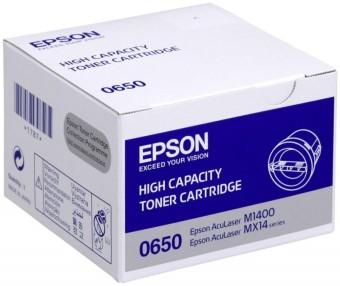 Originálny toner EPSON C13S050650 (Čierny)