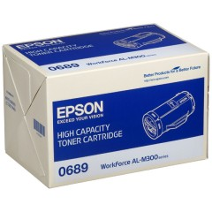 Toner do tiskárny Originálny toner EPSON C13S050689 (Čierný)